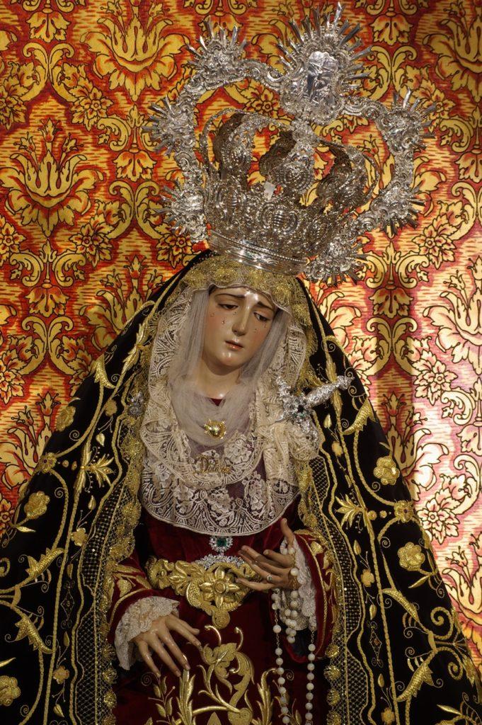Dolores de San Juan | Agrupación de Cofradías de Málaga