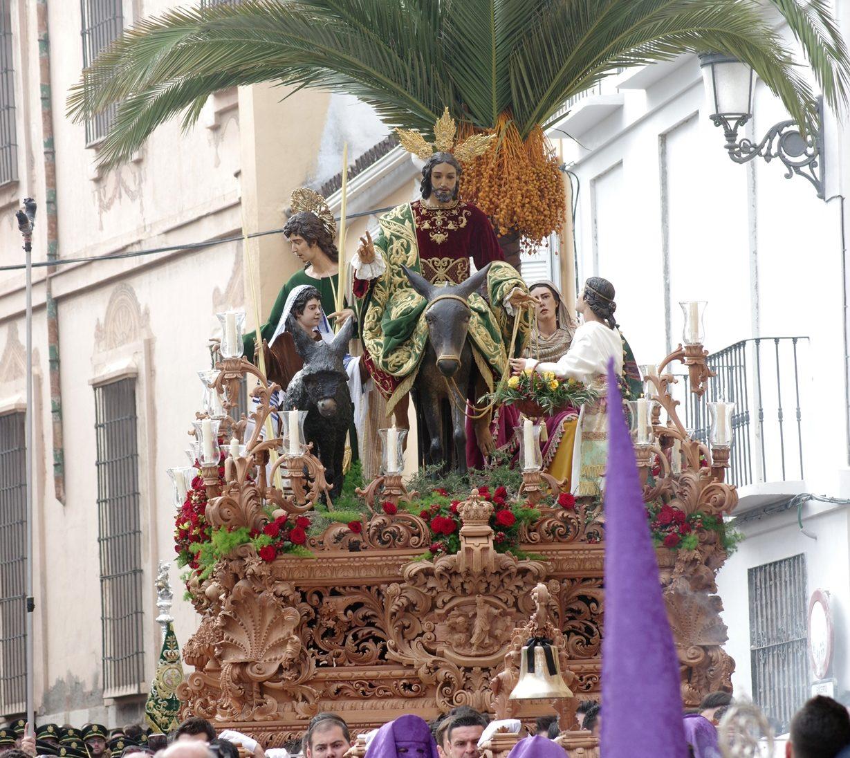 pollinica | Agrupación de Cofradías de Málaga