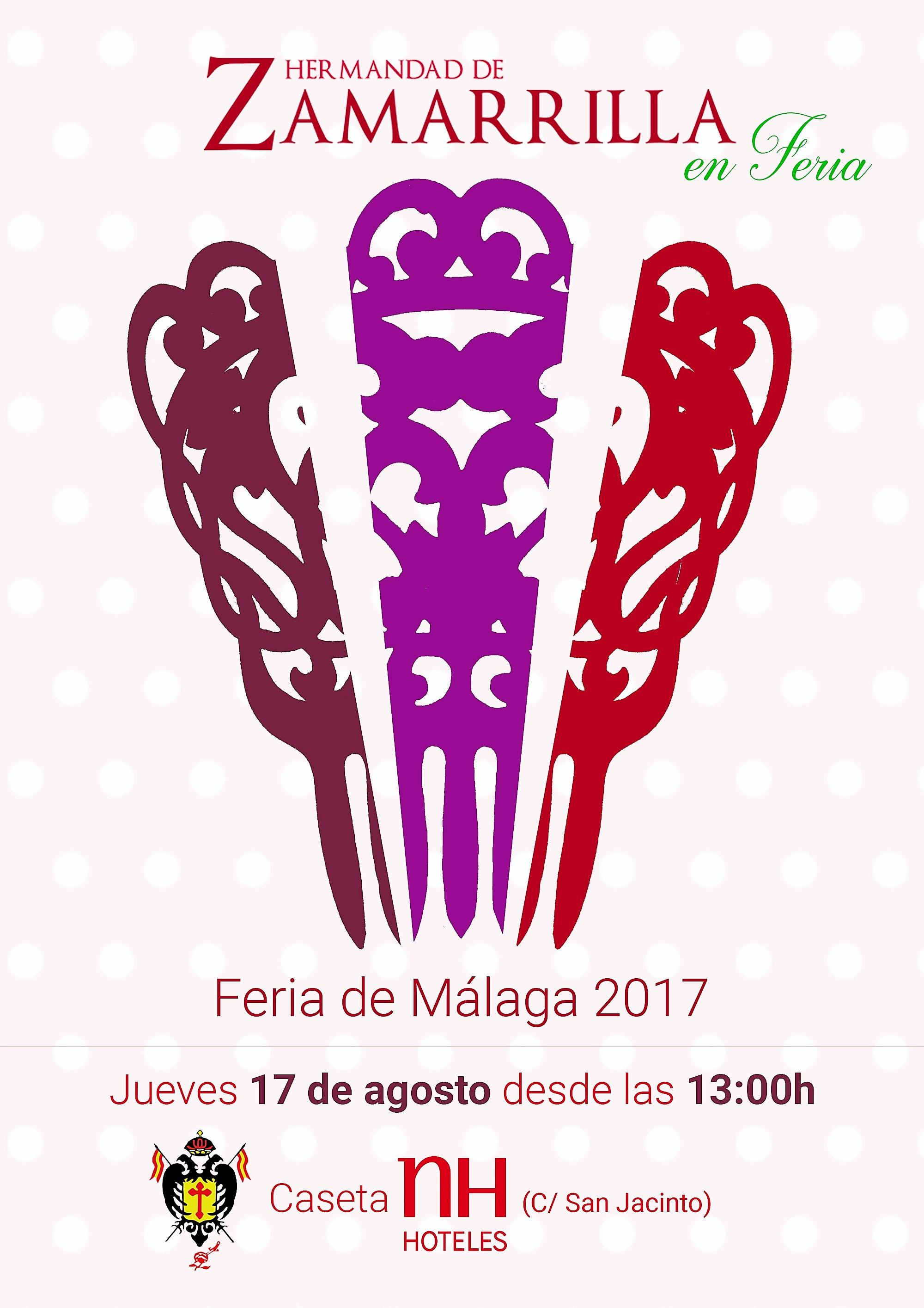 Gu a de las 29 casetas cofrades en la feria de m laga for Feria outlet malaga 2017